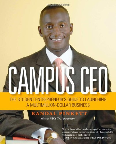 Book Cover: Campus CEO