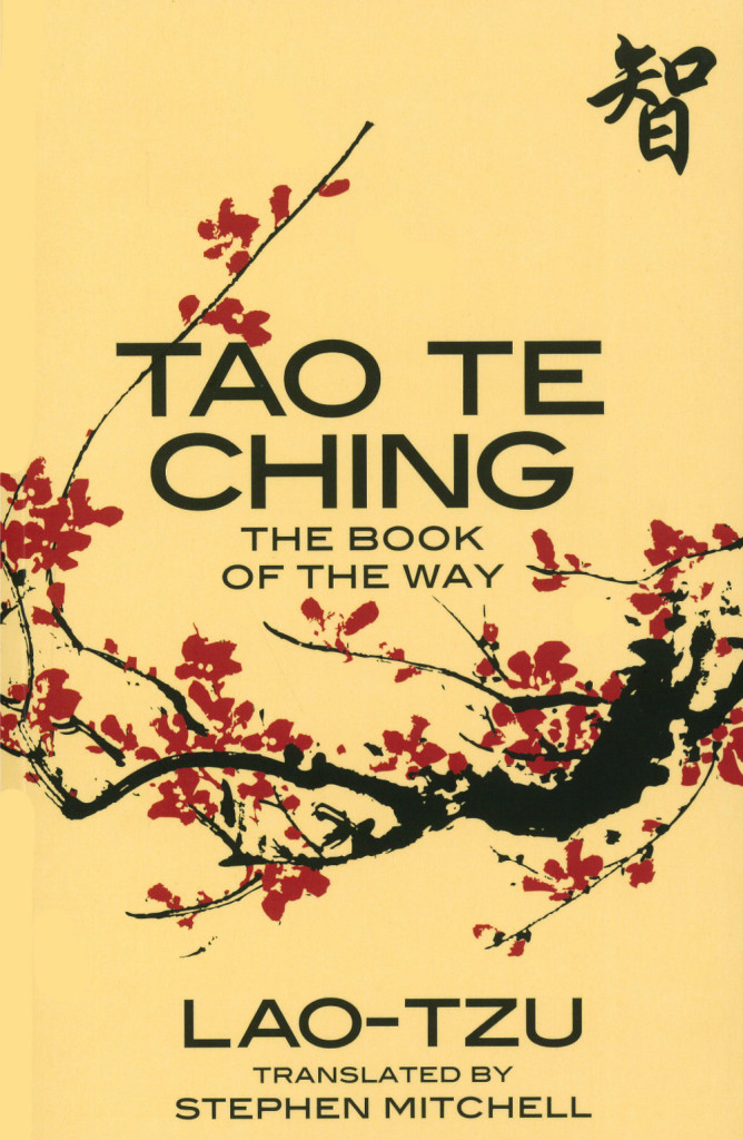 Book Cover: Tao Te Ching
