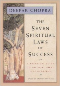 Book Cover: The Seven Spiritual Laws