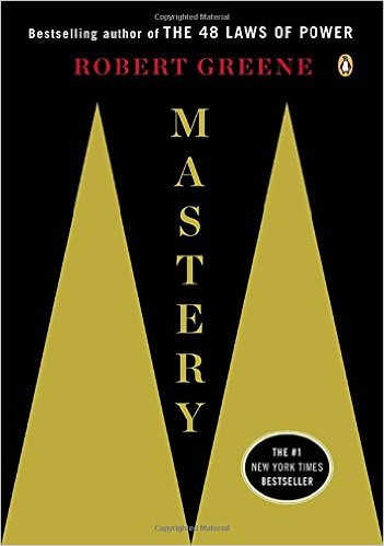 Book Cover: Mastery by Robert Green