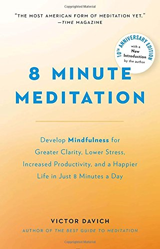 Book Cover: Eight Minute Meditation