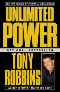 Book Cover: Unlimited Power by Tony Robbins