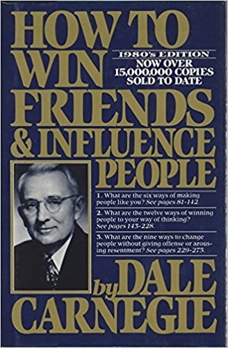 Book Cover: How to Win Friends & Influence People